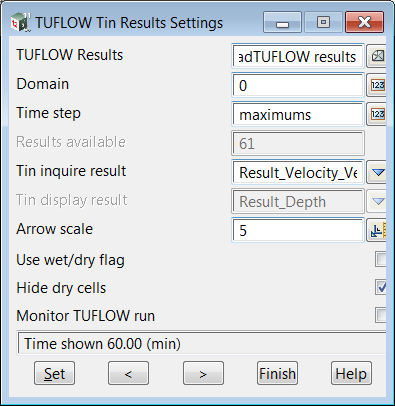 TUFLOW Tin Results Settings Velocity Vectors.png